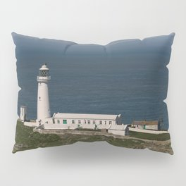 South Stack Lighthouse Pillow Sham