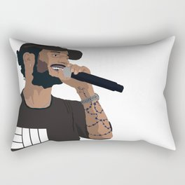 Russ Cartoon3 Rectangular Pillow