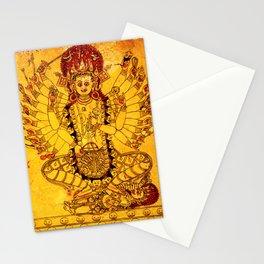Hindu Kali 23 Stationery Cards