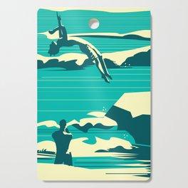 Diver01 Cutting Board