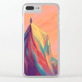 Go Wander Clear iPhone Case