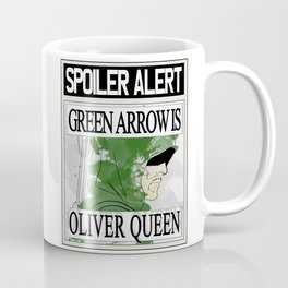 Spoiler alert! GA Coffee Mug