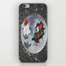 The Moon is Edible iPhone & iPod Skin