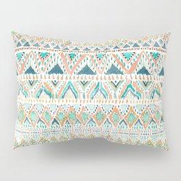 BALLIN' TRIBAL Boho Summer Geometric Pillow Sham