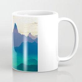 Green Valley Landscape Coffee Mug