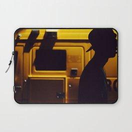 Yellow van Australian man Laptop Sleeve