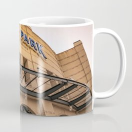 Pittsburgh Baseball Park Closeup Print Coffee Mug