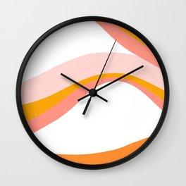 Get Rollin' Wall Clock