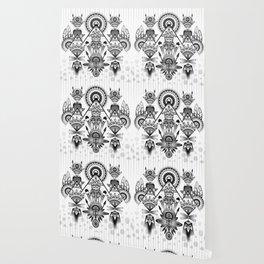 Abstract Ancient Native Indian Wallpaper