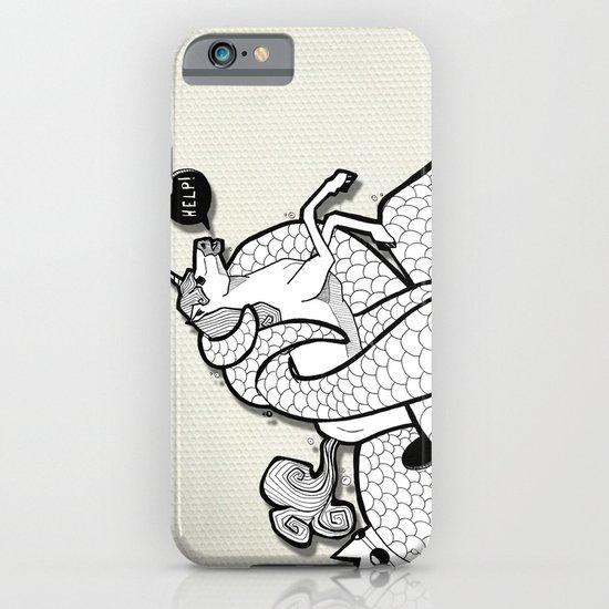I hate Unicorn iPhone & iPod Case