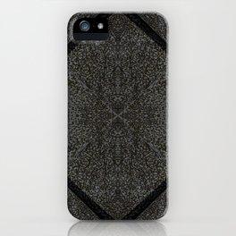 Metal Roses iPhone Case