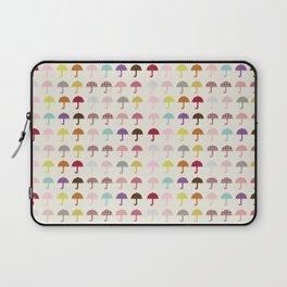 Umbrella Fashion Show Laptop Sleeve
