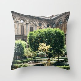rome, ii Throw Pillow