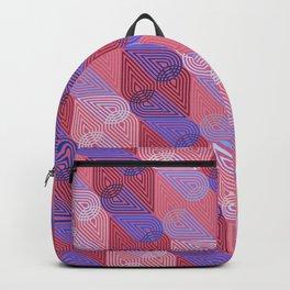 Op Art 172 Backpack
