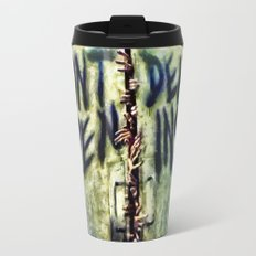 Walking Dead Dont Open Metal Travel Mug