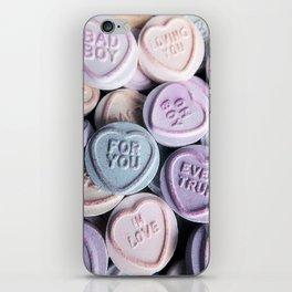 Sweet Hearts iPhone Skin