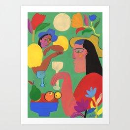 Aperitivo Art Print