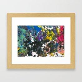 Abstract 33 Framed Art Print
