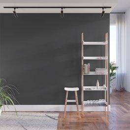 Floss Your Teeth ~ Dark Gray Wall Mural