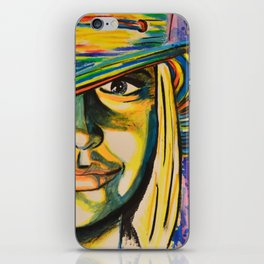 Most Interesting Girl In The World iPhone Skin