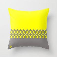 Jacquard 03 Throw Pillow
