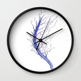 Bionic Nature Wall Clock