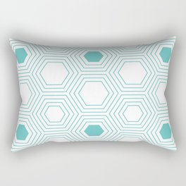 HEXMINT Rectangular Pillow