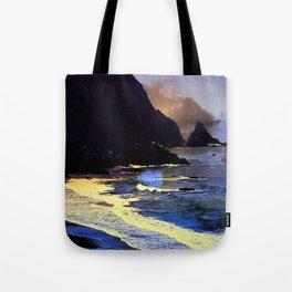 Gold Beach On The Oregon Coast Tote Bag