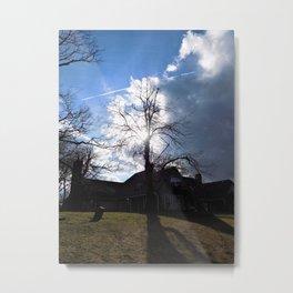 Teaser Sun Metal Print