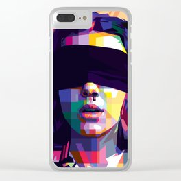 Eleven StrangerThings Clear iPhone Case