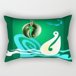 Go Fishing - Hi Ika Rectangular Pillow