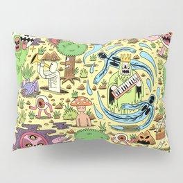 Ghost World Pillow Sham