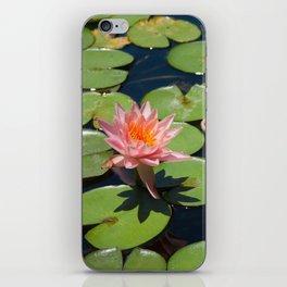 Water Lillies iPhone Skin