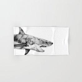 Great White Shark Hand & Bath Towel