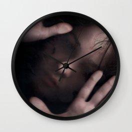 I'm drifting in deep water Wall Clock