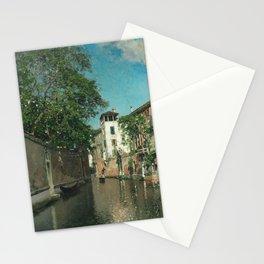Martín Rico - Canal in Venice Stationery Cards
