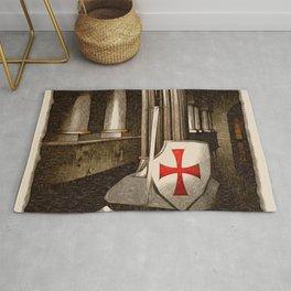 The Lost Templar Rug