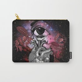 MORE LOVE Carry-All Pouch