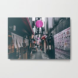 Tokyo 61 Metal Print