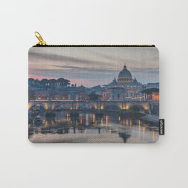 Saint Peter's Basilica at Sunset Carry-All Pouch