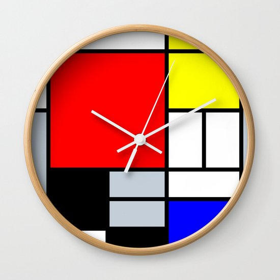 Mondrian by dizzymoments