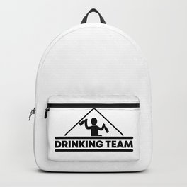 Drinking Team Backpack