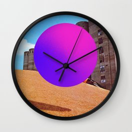 Modernismo Wall Clock