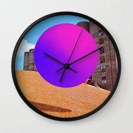 Modernismo Wall Clock