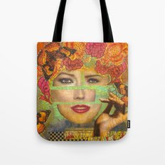 We Are the Sum of all Parts Tote Bag