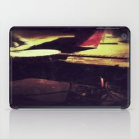 banjo iPad Cases featuring Banjo by Peacockbutterfly  Art