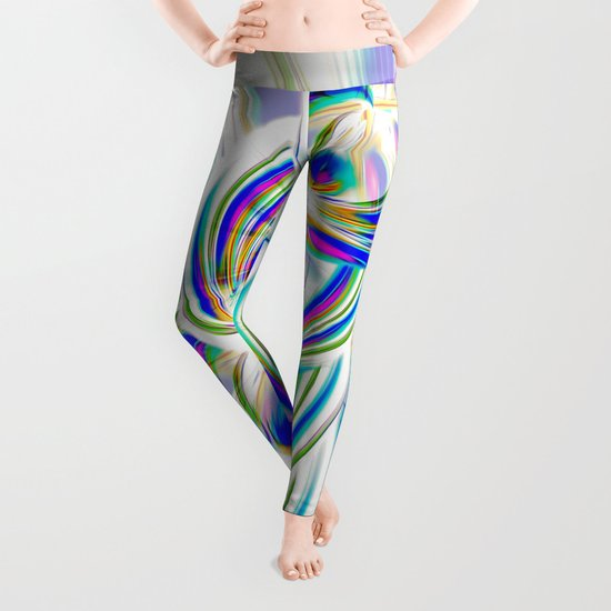 Abstract Perfection 22 Leggings