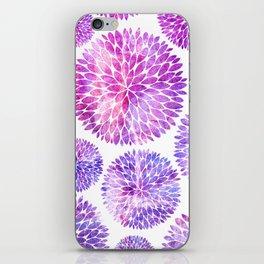 Dreamweaver Floral iPhone Skin