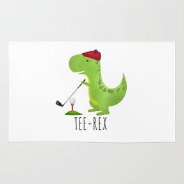 Tee-Rex Rug