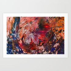 Osmose Art Print